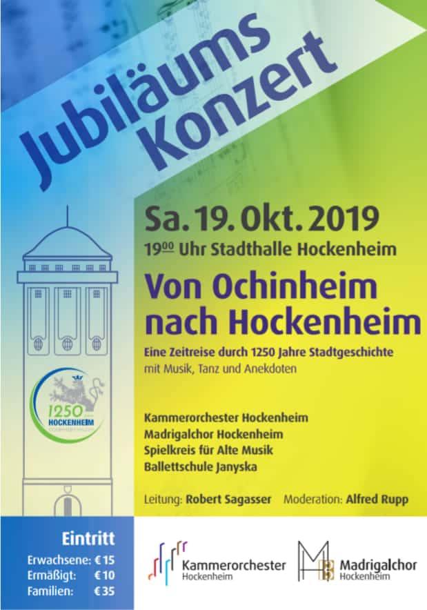 Von Ochinheim nach Hockenheim